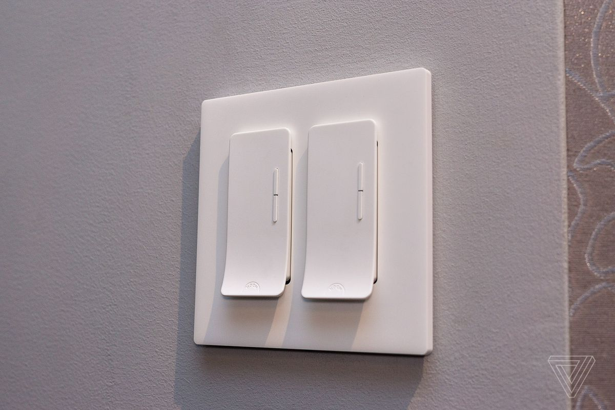 Noon Makes Your Lights Smart Without A Single Bulb The Verge Plate Circuitry Location Dallas Fort Worth Area Current Electro Room Director Extension Switches