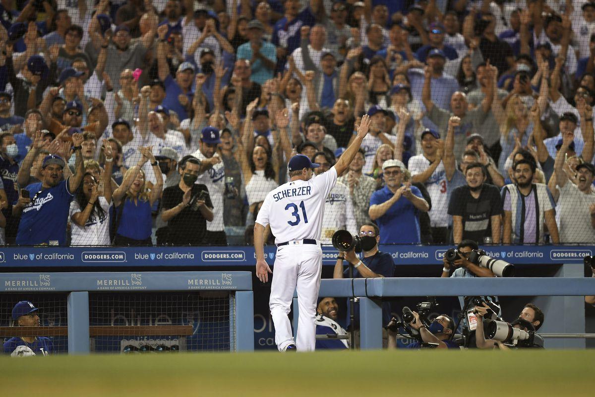 Houston Astros v Los Angeles Dodgers
