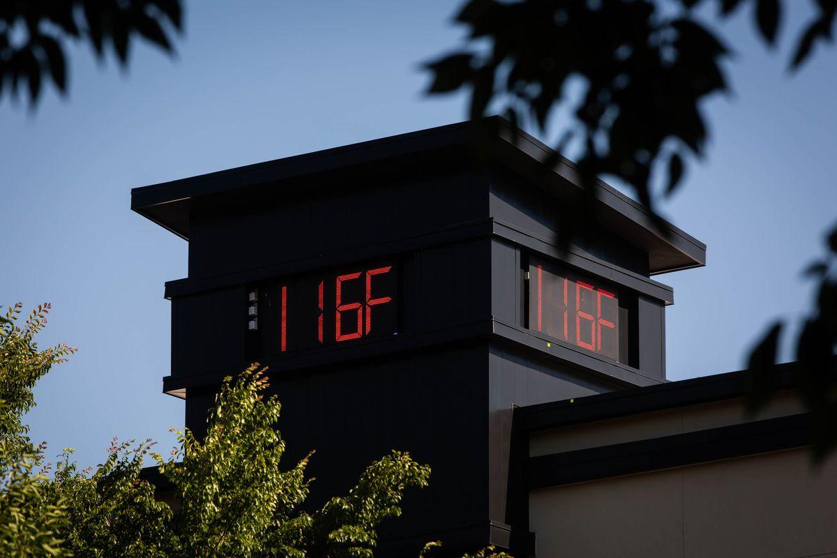 Heatwave Sets Record Temperatures In Portland