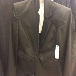 Sample blazer, $49