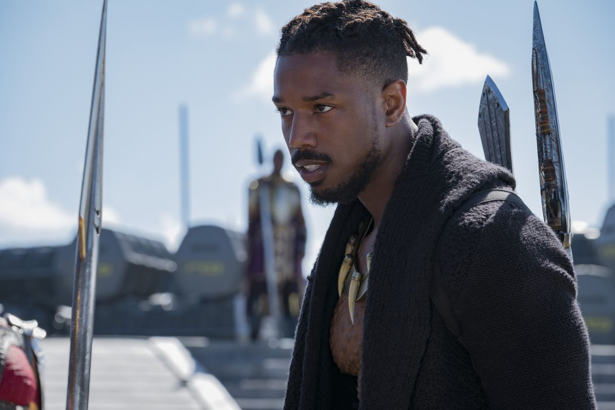 4e01ee47c3c Michael B. Jordan reportedly returning for Black Panther 2 - Polygon