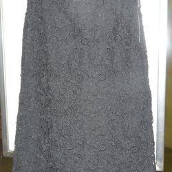 Rochas lace skirt, $499