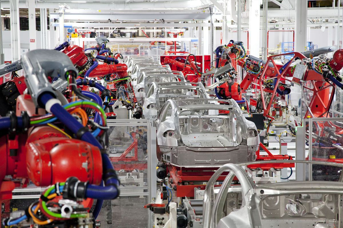 Tesla buys automated manufacturing firm as it struggles ...