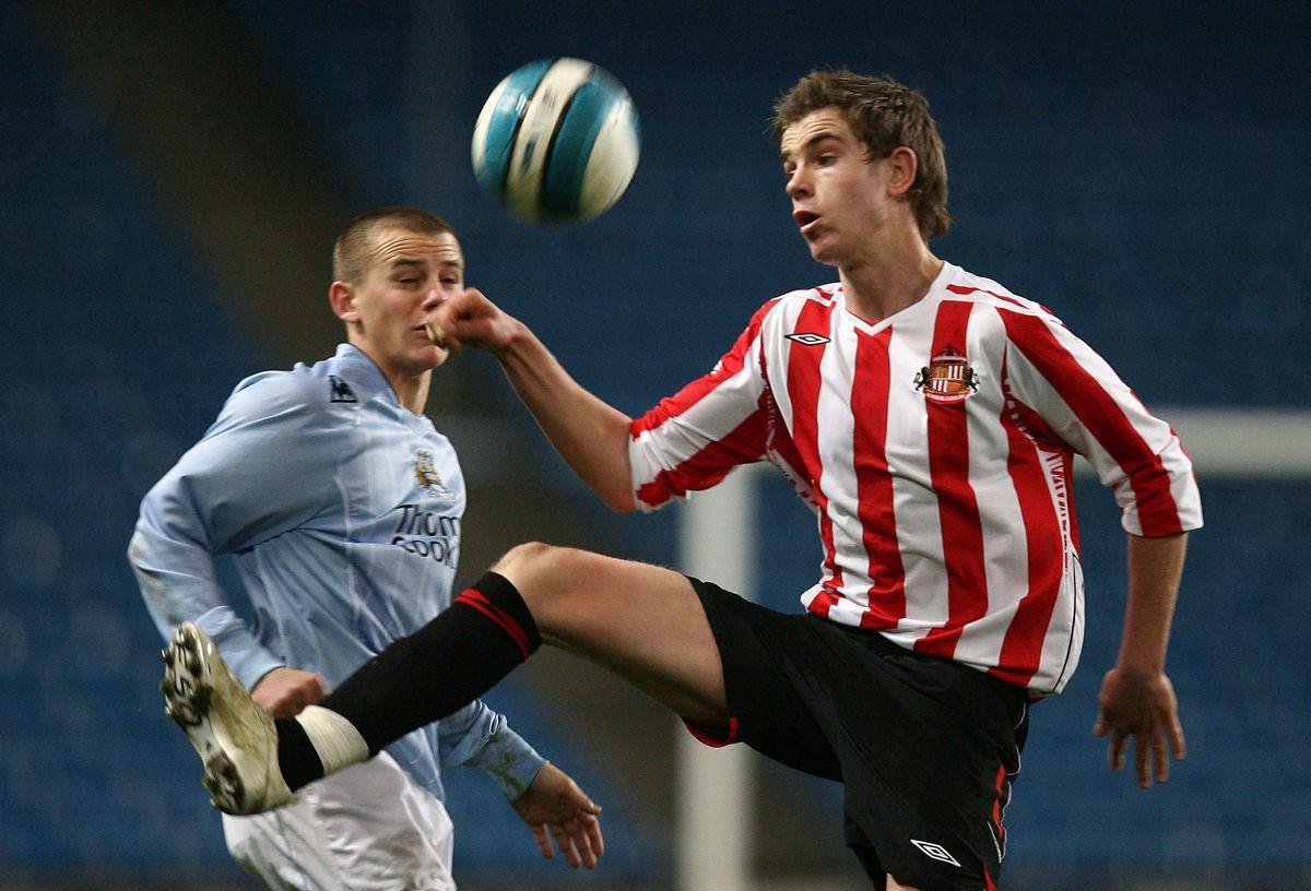 Manchester City v Sunderland - FA Youth Cup Semi Final 2nd Leg