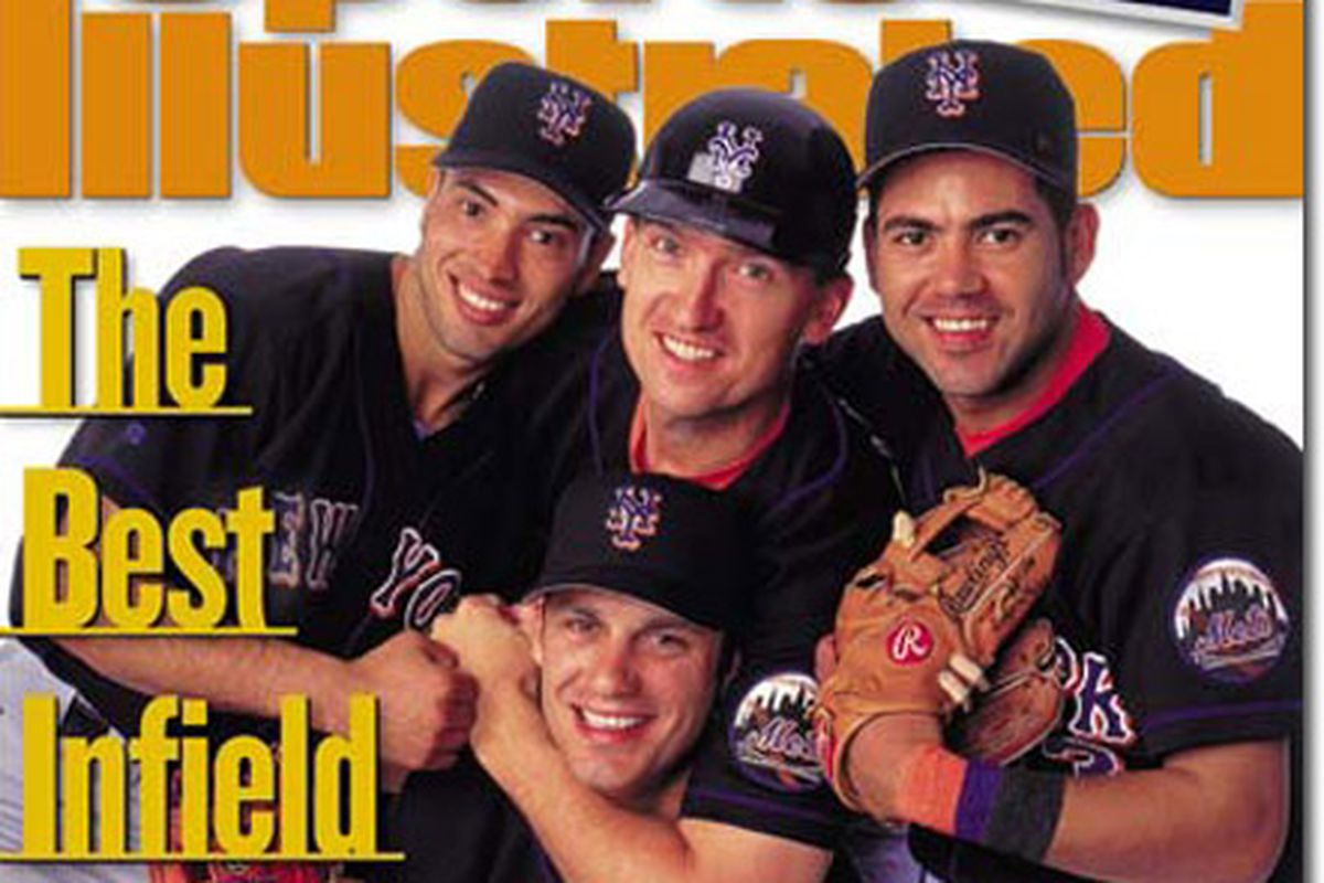 "In 1999, Sports Illustrated ran a cover story provocatively titled, ""The  best infield ever?"" The article, written by Tom Verducci, suggested that  the '99 ..."