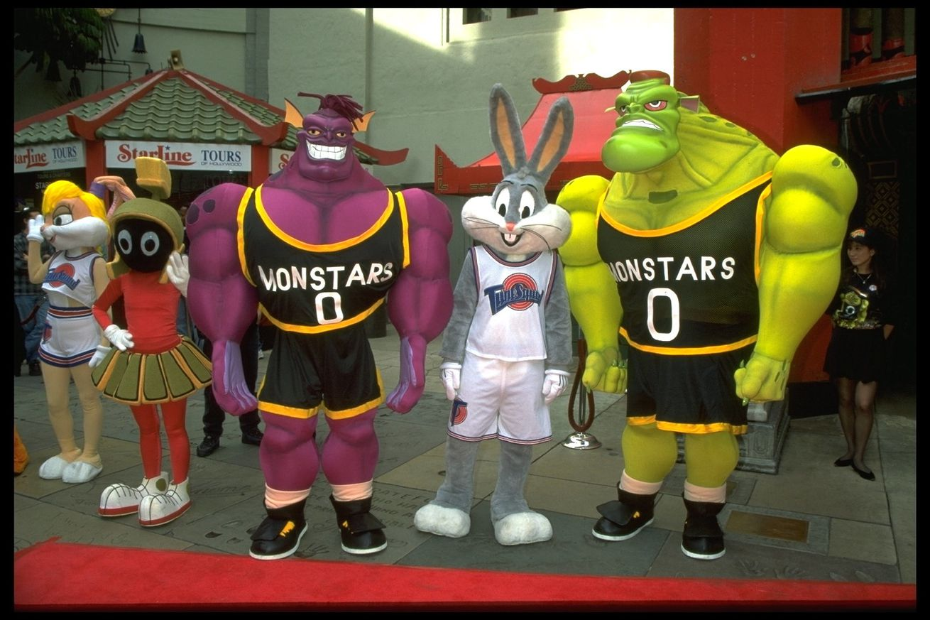 GettyImages 529505246.0 - Lessons from Space Jam
