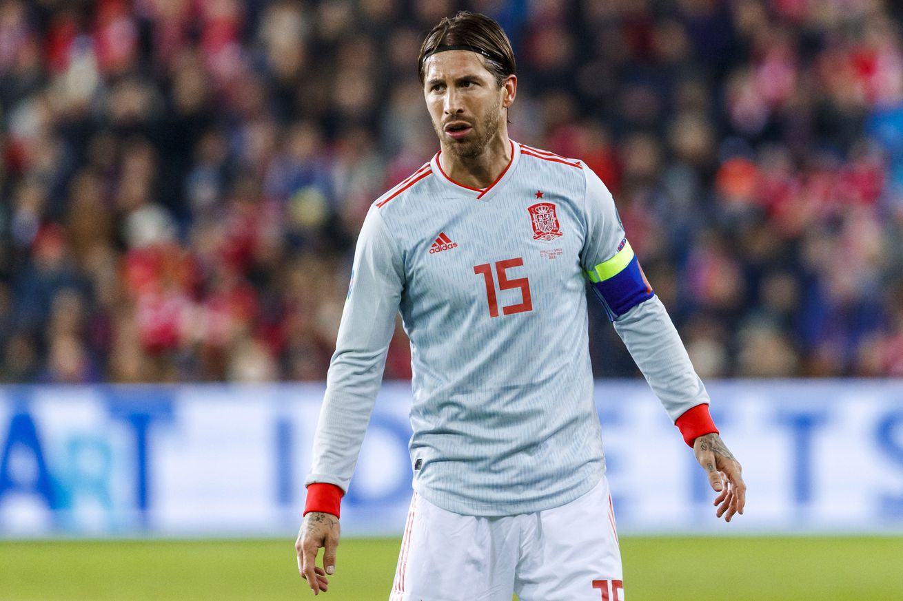 Ramos: ?To participate in the Olympic Games is a beautiful idea?