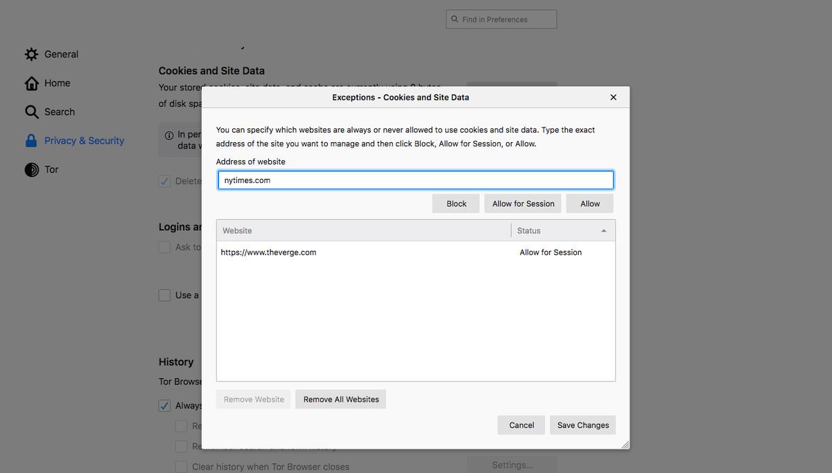 Cómo usar las herramientas del navegador Tor para proteger tu privacidad