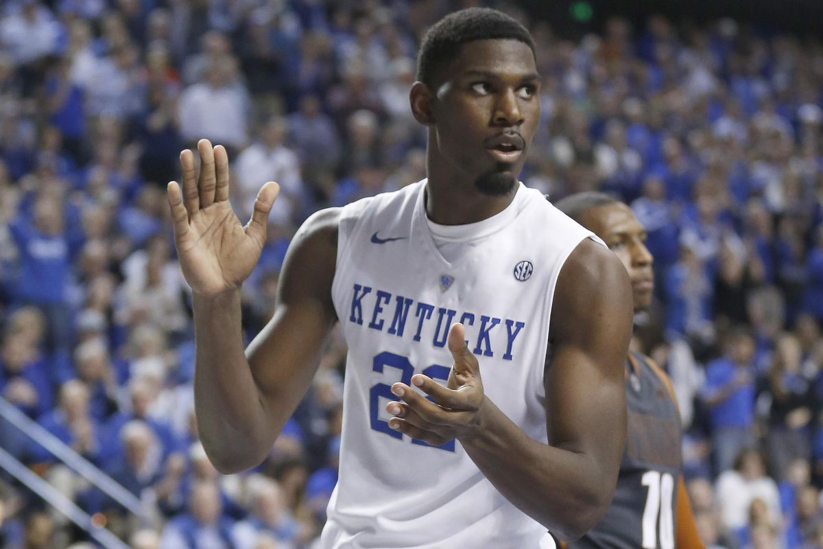 Kentucky Wildcats Basketball Roster and Numbers Set for 2015-16 College Basketball Season