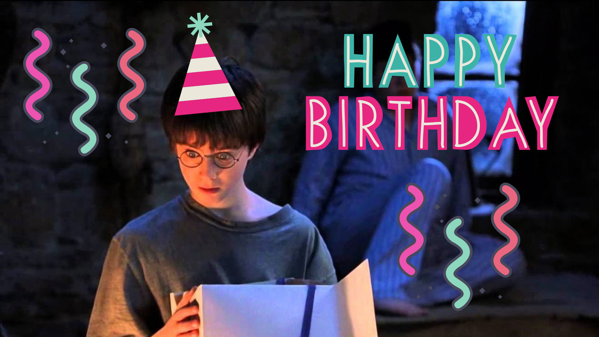 Judging if Harry Potter's birthdays were all awful, based on the