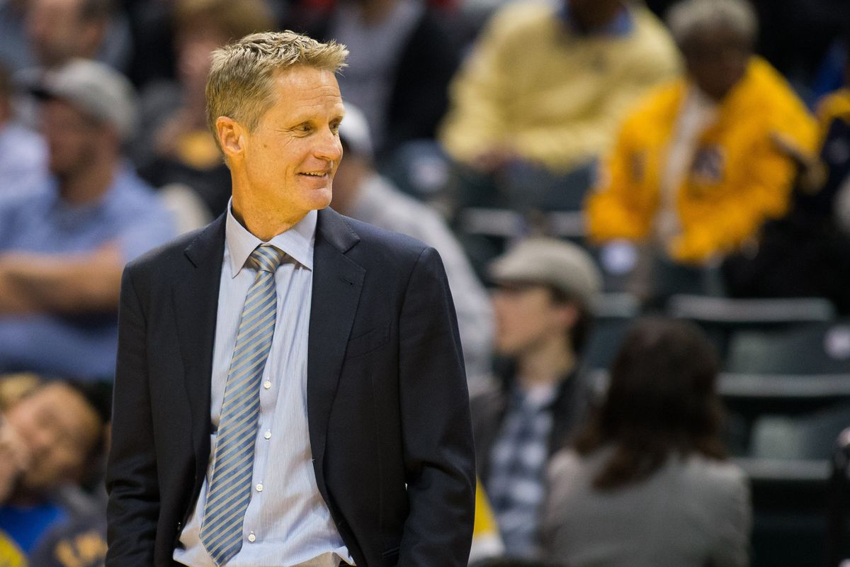 bf7be3a172b Steve Kerr says professional athletes should be able to use marijuana for  pain relief