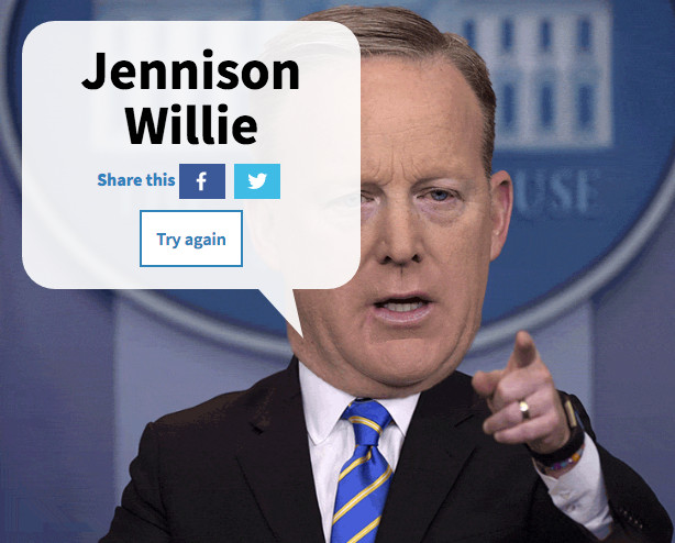 Name in photo: Jennison Willie