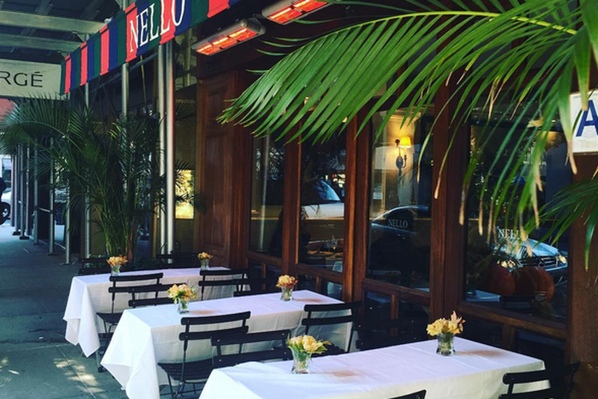The original Nello in Manhattan