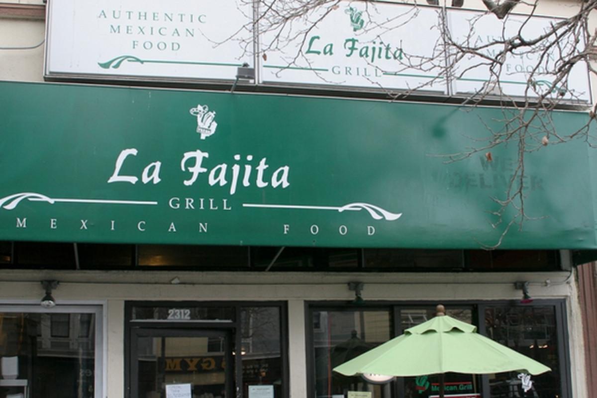 Maybe it's La Fajita Grill?