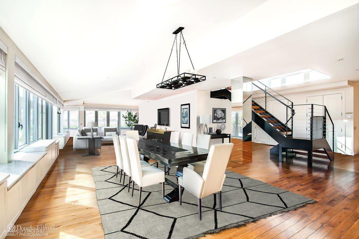 Mariska Hargitay S Former Chelsea Penthouse Gets A Price