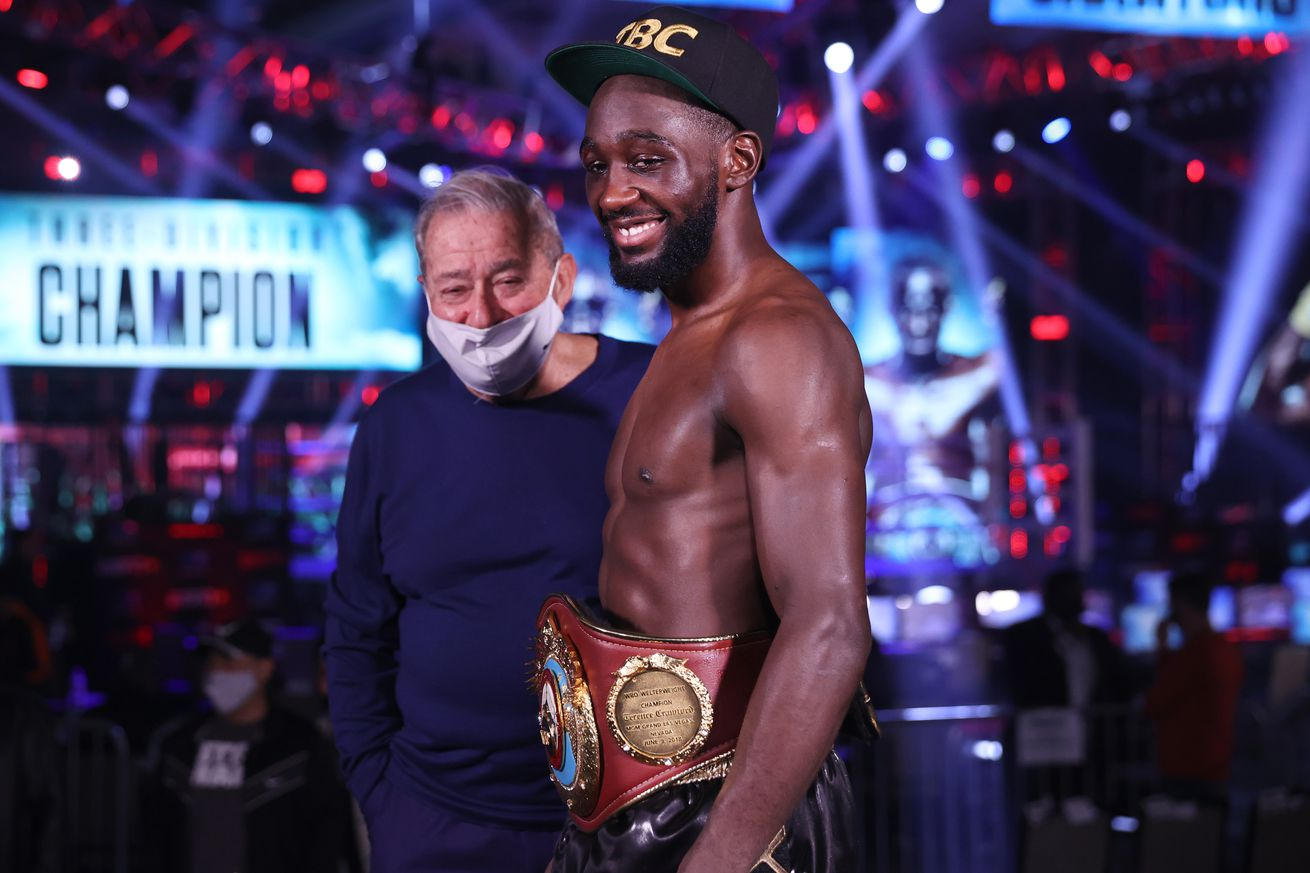 1229624482.0 - Crawford discusses rift with Arum, future at Top Rank