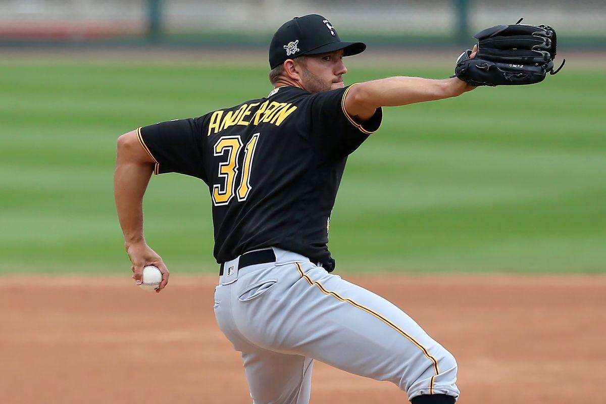MLB: MAR 20 Pirates at Tigers