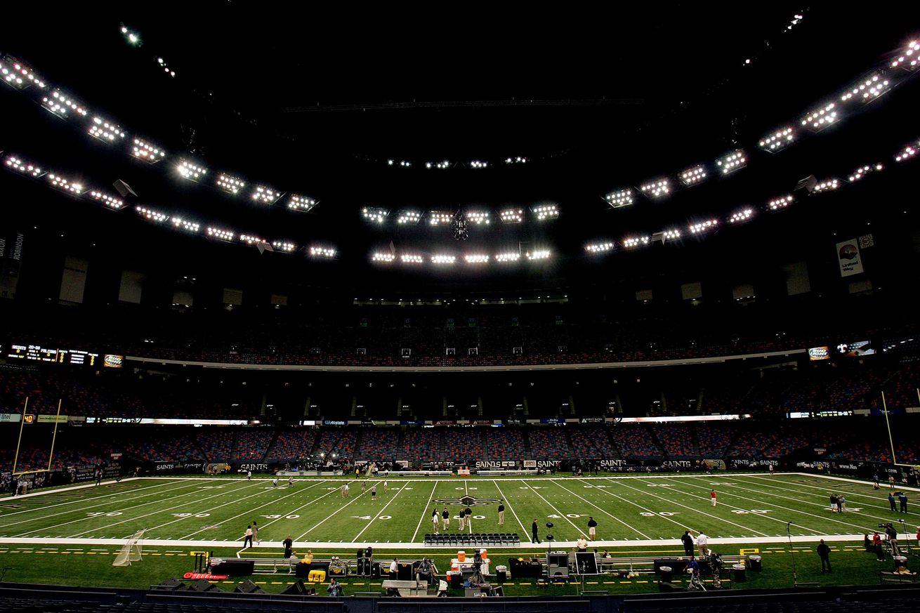Atlanta Falcons v New Orleans Saints