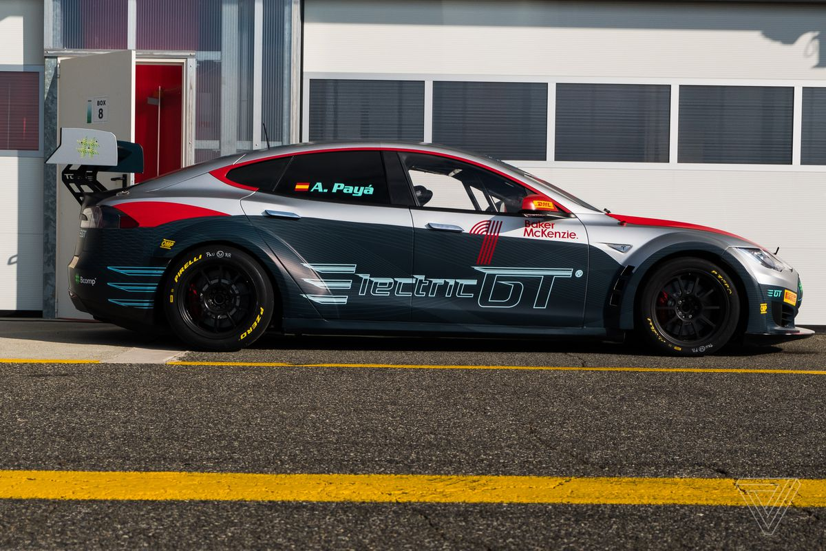 All Tesla Racing Series Gets The Green Light