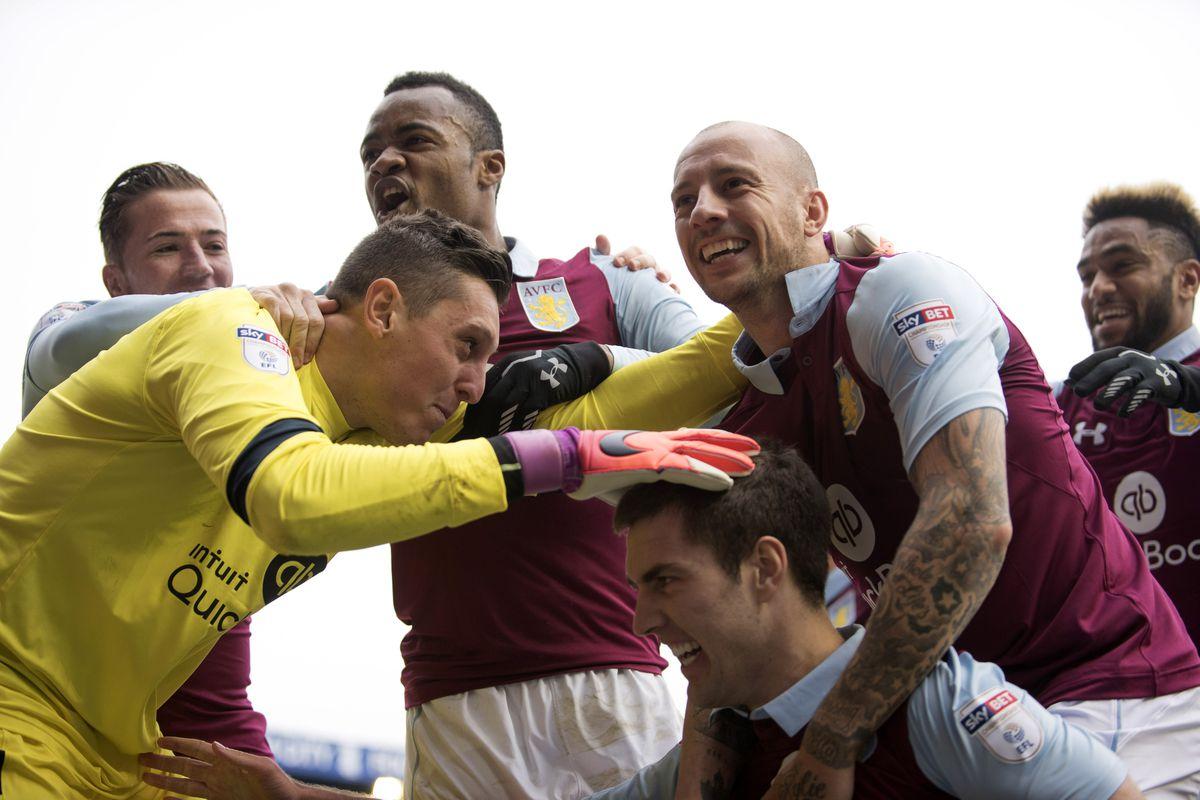 Birmingham City V Aston Villa- Sky Bet Championship