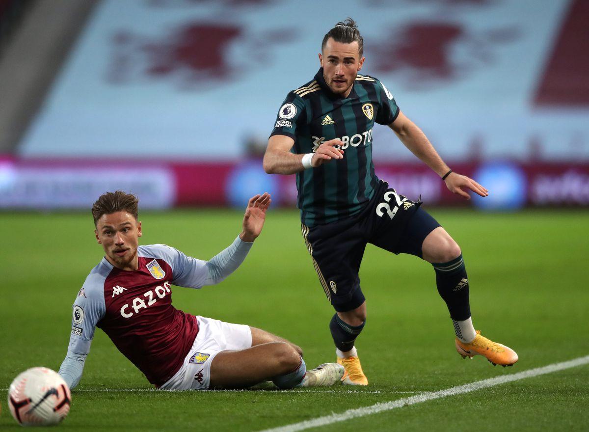 Aston Villa v Leeds United - Premier League - Villa Park