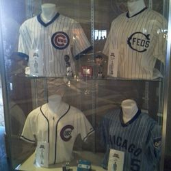 More throwback jerseys, top to bottom, left to right: 1988, 1914, 1937, 1978