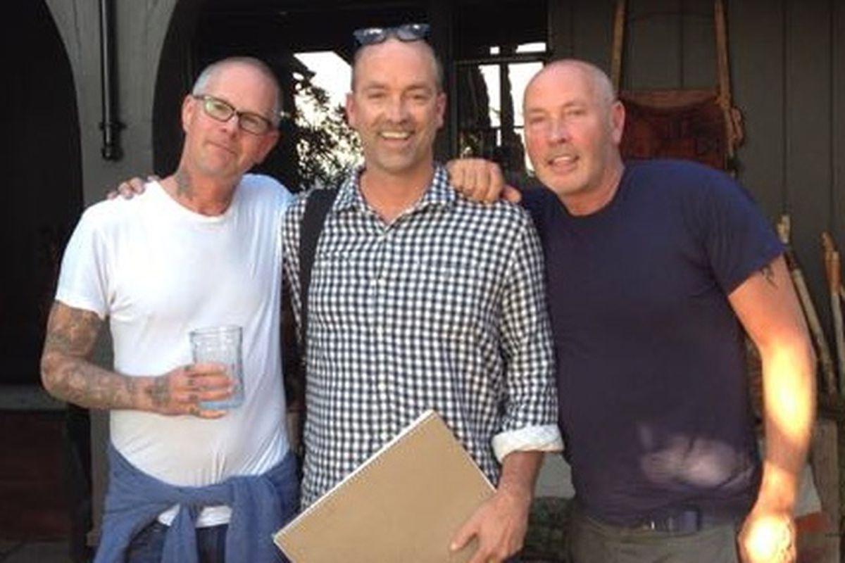 Jeff Ofelt, Tim Baker, and Wade Weigel