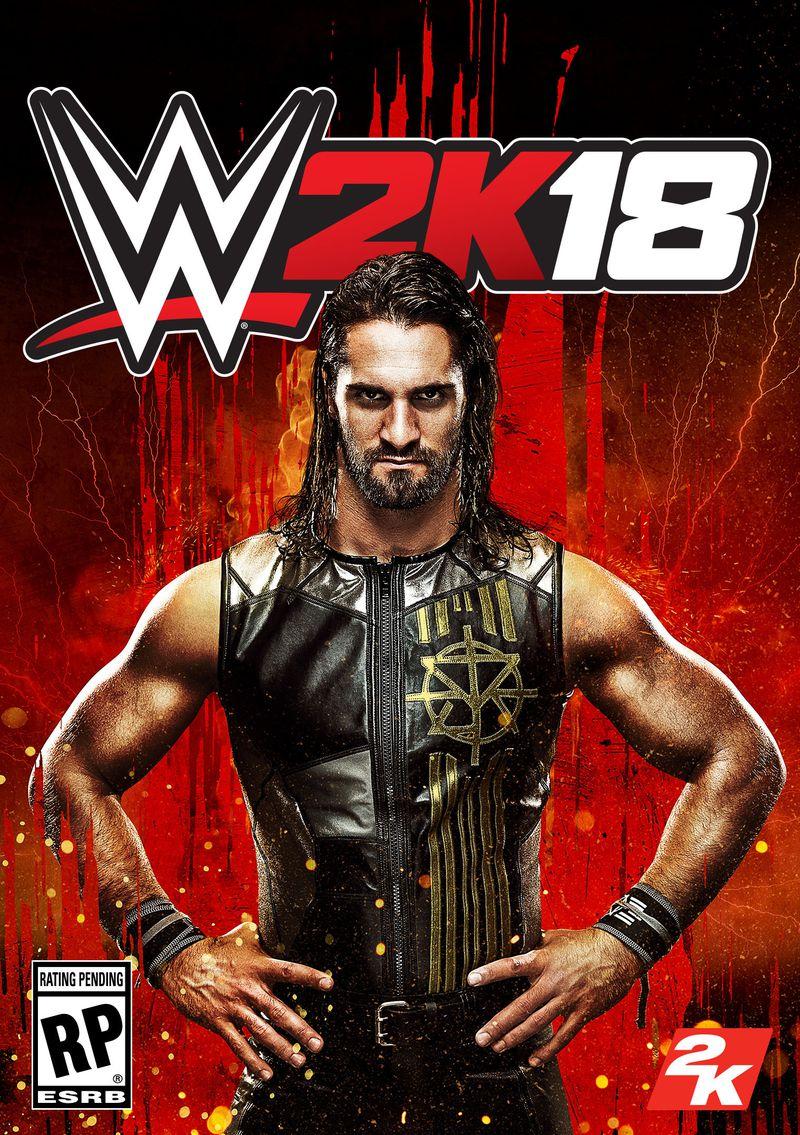 WWE 2K18 (2K) (ENG) [L]