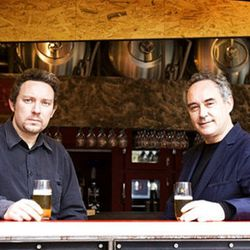 """<a href=""""http://eater.com/archives/2012/07/17/ferran-and-albert-adria-to-open-japanese-restaurant.php"""">Ferran and Albert Adrià to Open a Nikkei Restaurant in Barcelona, Spain</a>"""