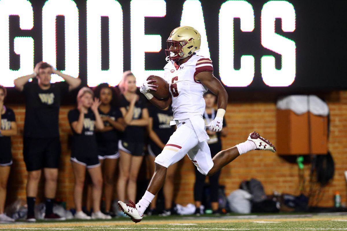 Boston College vs. Wake Forest: How to watch online, live ...