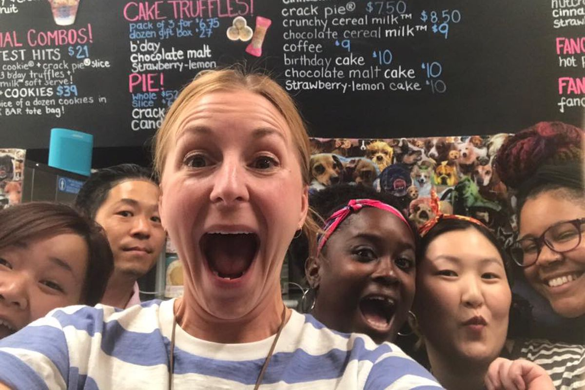 Christina Tosi Unlikely To Stop At 3 DC Milk Bars