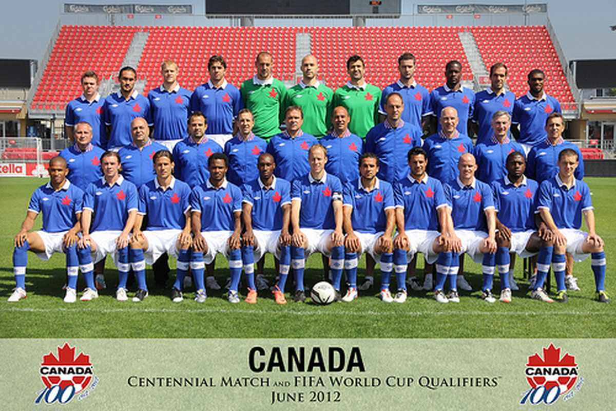 """It's been 2 good performances from this particular squad.  Can they make it 3? Via <a href=""""http://www.flickr.com/photos/canadasoccer/"""" target=""""new"""">Canada Soccer</a>"""