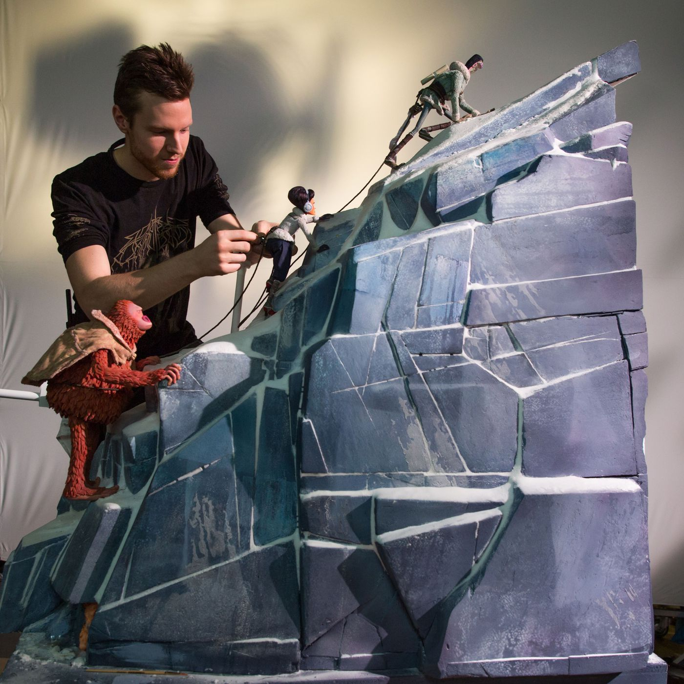 Behind The Scenes At Laika An Exclusive Look At The Stop Motion Process The Verge