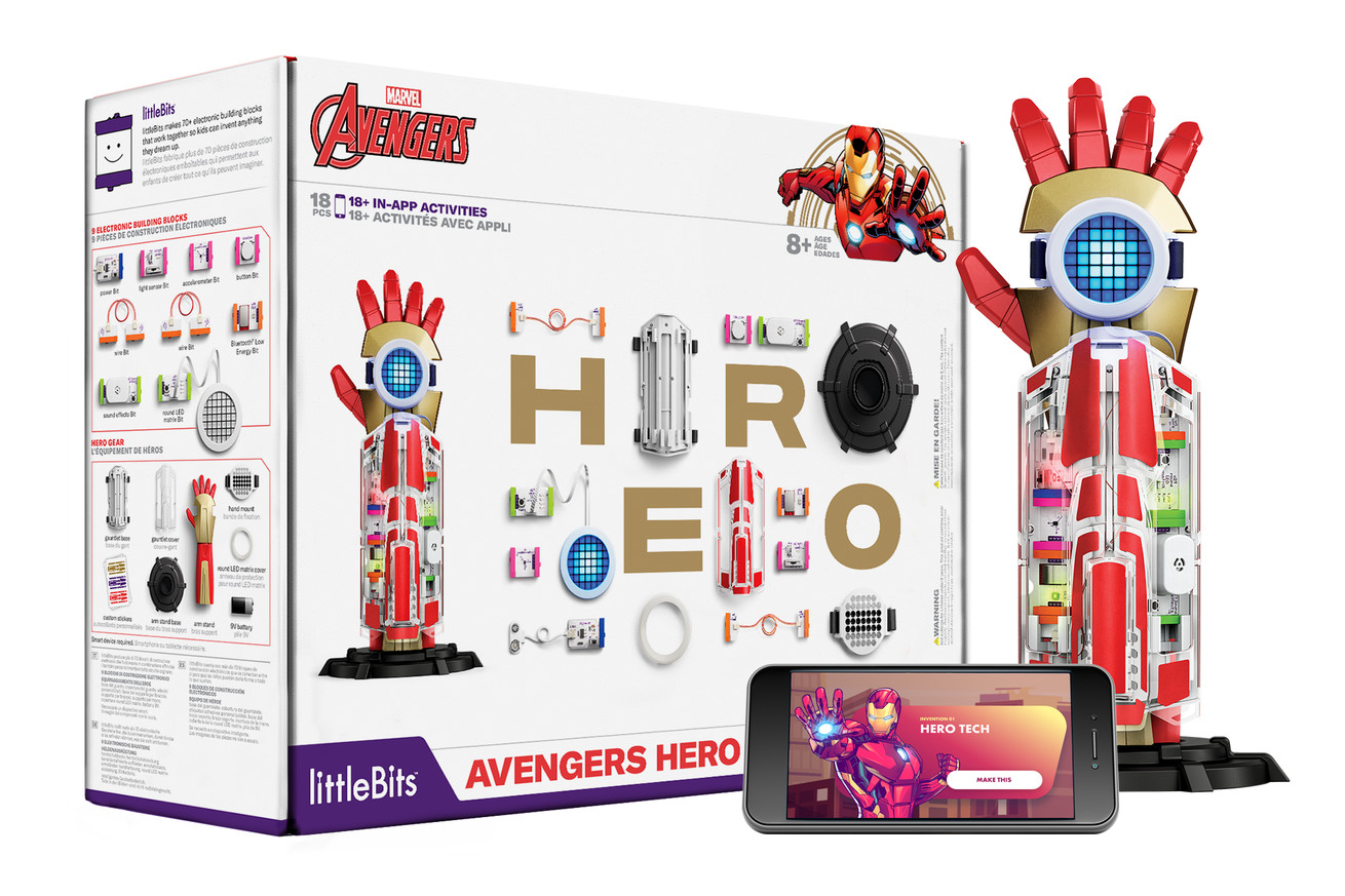 this avengers coding kit lets kids build their own superpowers like shuri