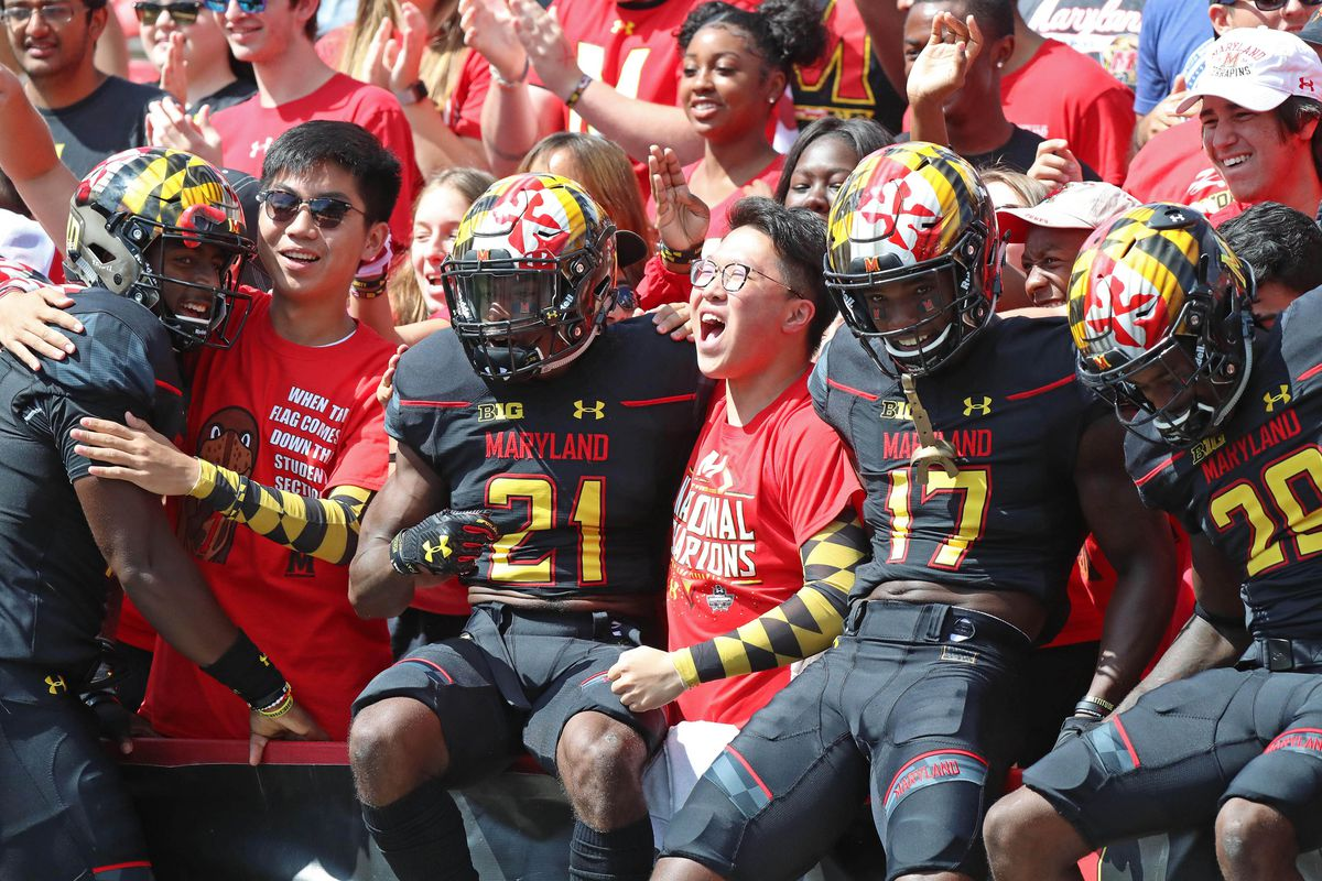 Maryland football, basketball announce times for games 2 ...