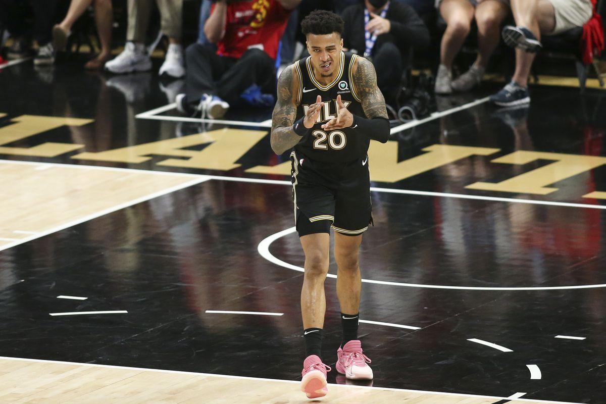 NBA: Philadelphia 76ers at Atlanta Hawks