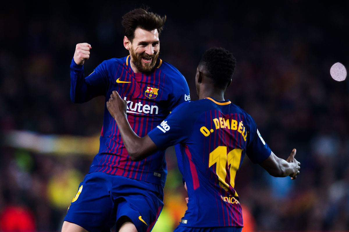 Barcelona Vs Girona La Liga Final Score 6 1 Exciting Barca Destroy Catalan Rivals Barca Blaugranes