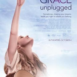 """Former Disney star AJ Michalka stars in the film """"Grace Unplugged,"""" which will hit theaters Oct. 4."""