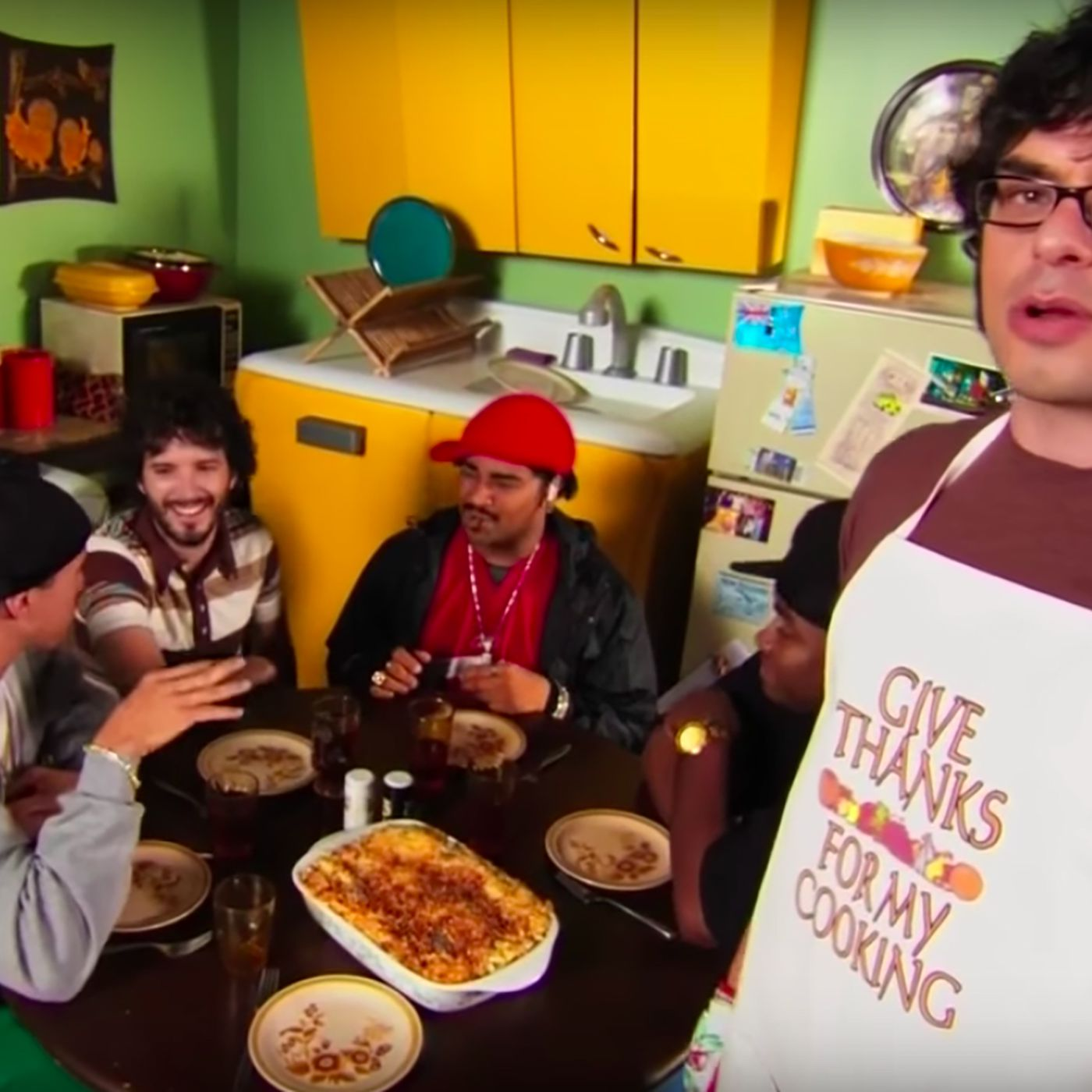 Best Flight Of The Conchords Moments Including One From Taika