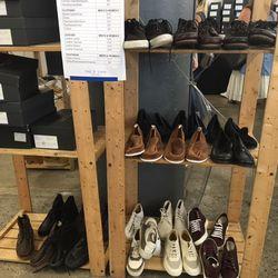 Mens shoes, starting at $95