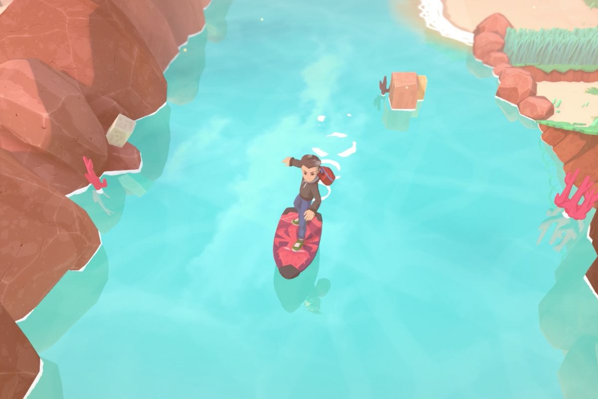Temtem how to get a surfboard guide