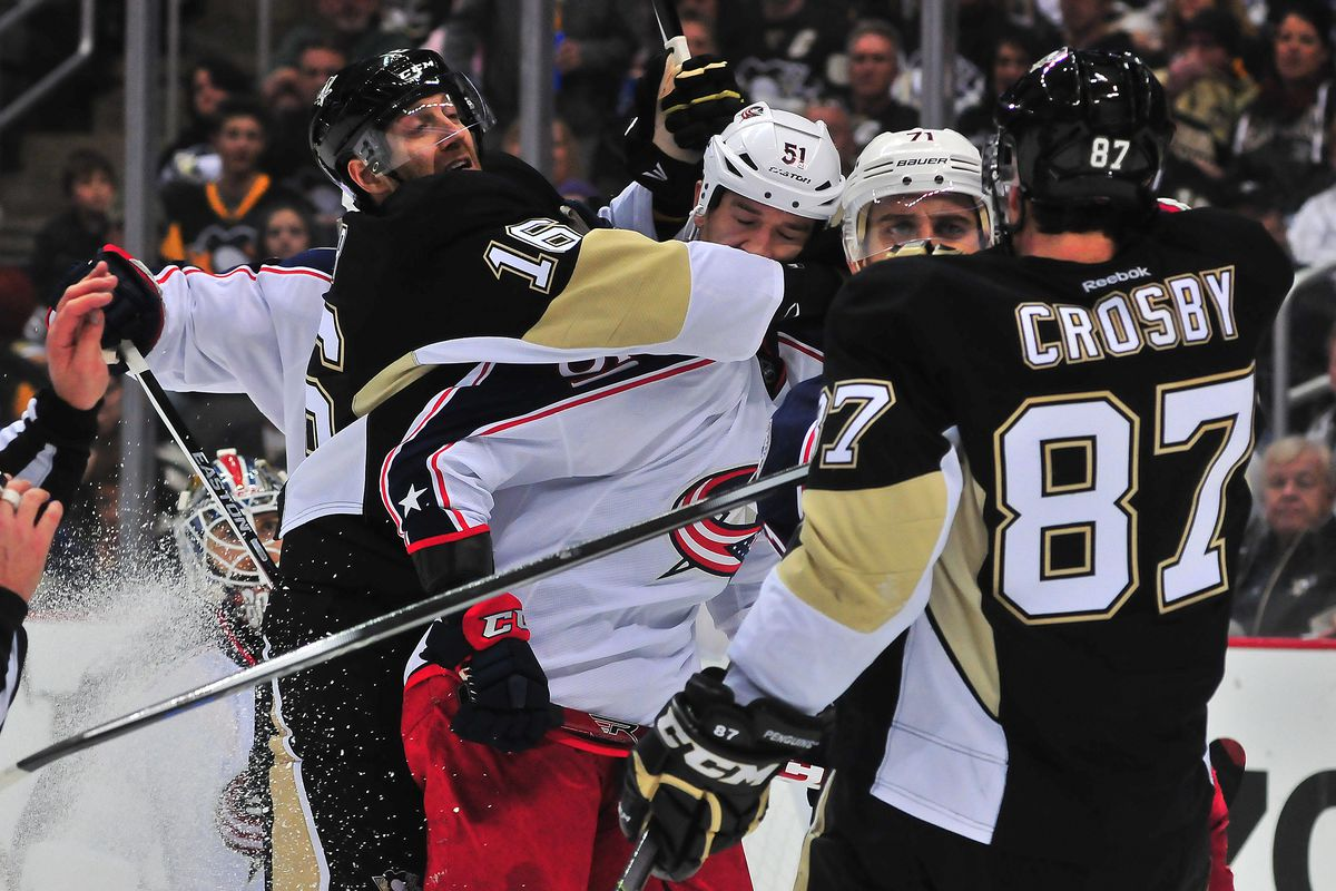 2017 Stanley Cup Playoff Preview  Metropolitan Division - Penguins vs. Blue  Jackets 18fed9aa5d6