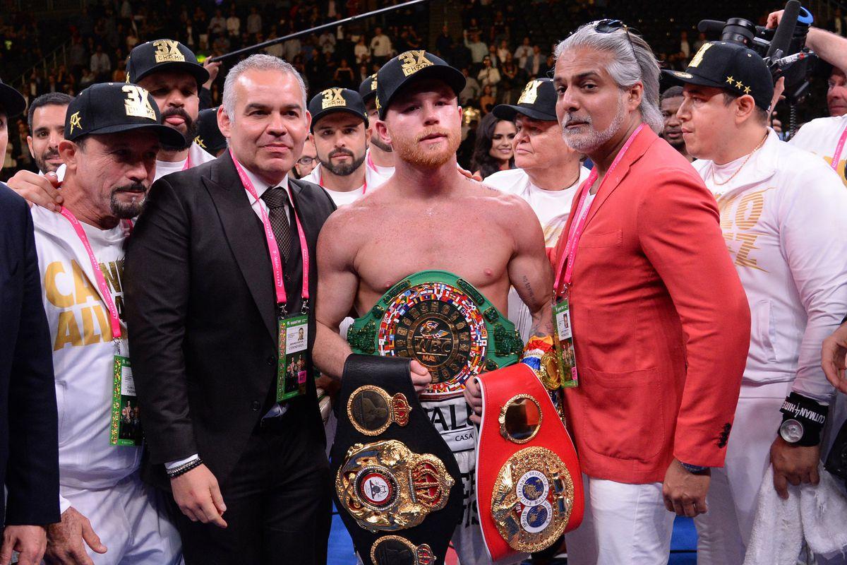 Boxing: Canelo vs Jacobs