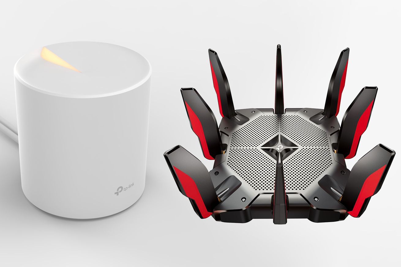 tplink.0 TP-Link unveils its first family of Wi-Fi 6 routers