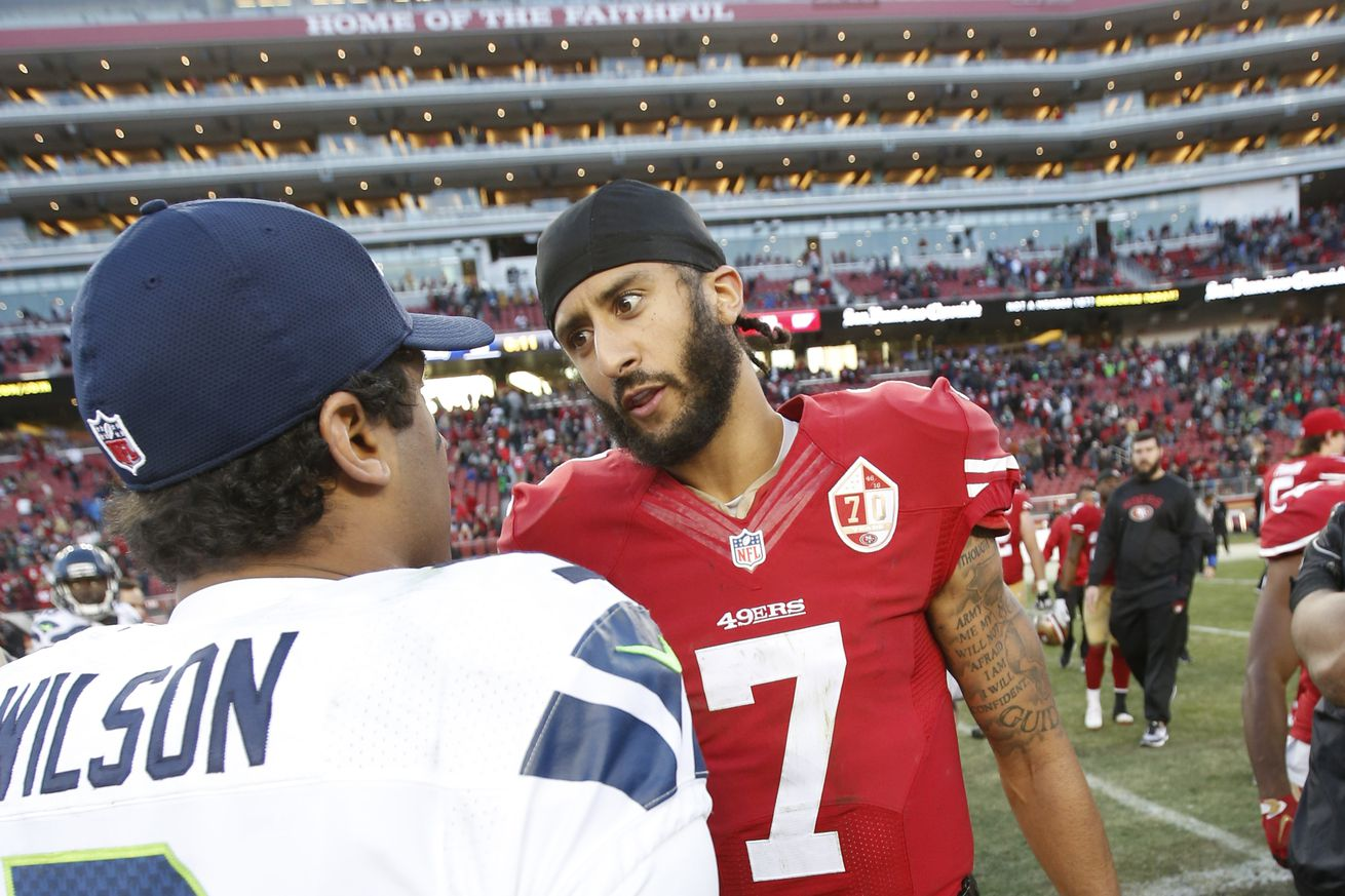 Report: Seahawks will attend Colin Kaepernick workout