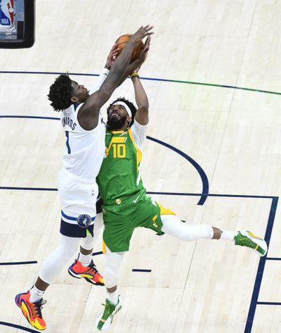 Minnesota Timberwolves v Utah Jazz