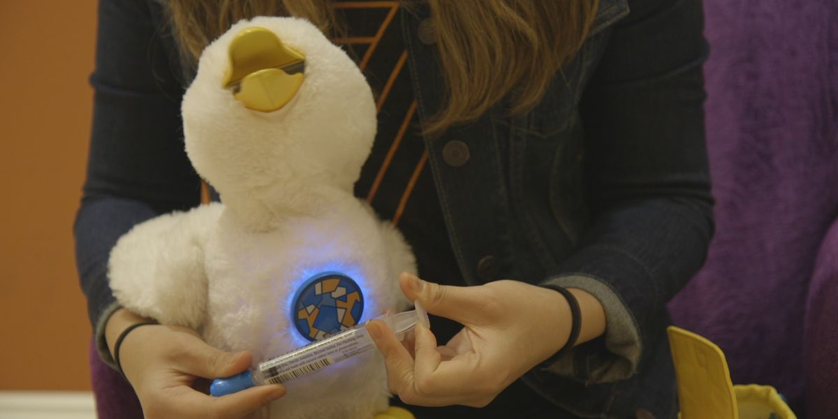 Image result for aflac duck toy