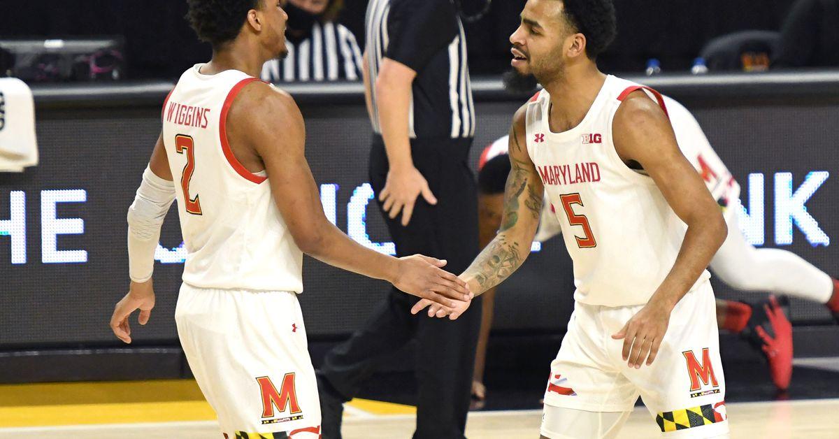Eric Ayala and Aaron Wiggins lead Maryland basketball past Nebraska - Testudo Times