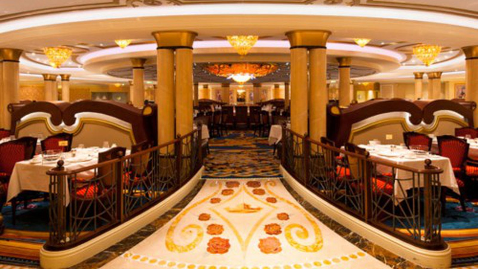 The Restaurants On The New Disney Dream Cruise Ship Eater
