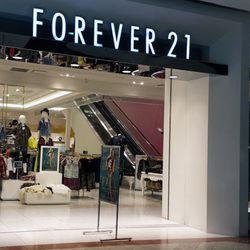 Yup, two full floors of Forever 21.